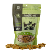 Treatibles Hard Chews, Turkey Flavor (Calm) - Canine, Large