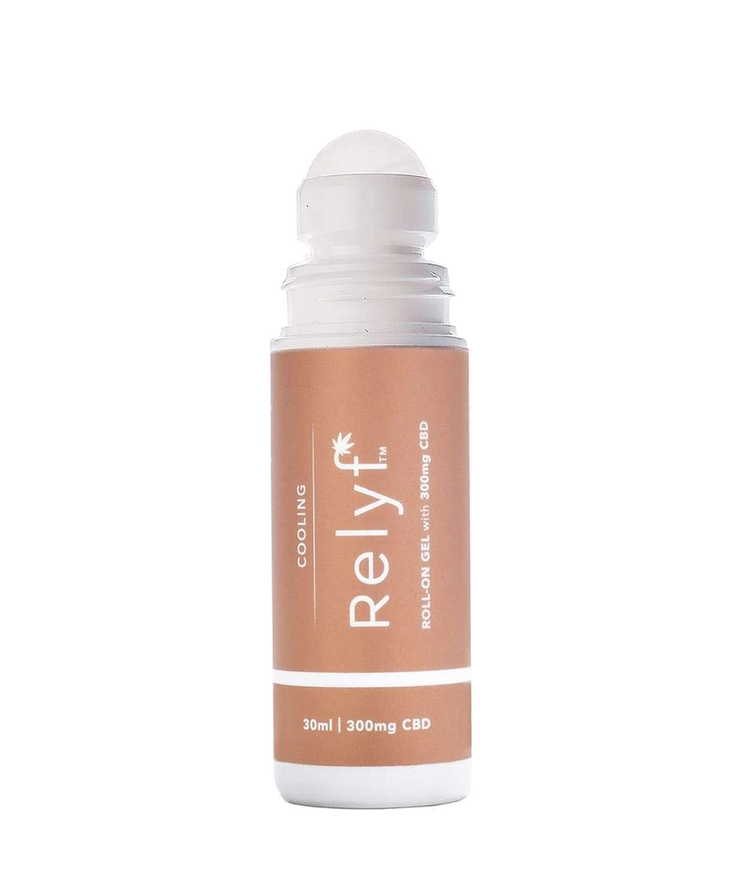 Relyf Isolate CBD Roll-on - 300mg, 1oz