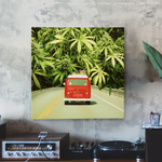 VW Bud Canvas