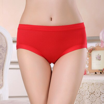 CXZD Large Size High Waist Period Panties For Women Briefs Cotton Menstrual Panties Leak Proof Plus Size Underwear Female XXXL 4