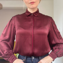 Load image into Gallery viewer, Luna 100% silk shirt