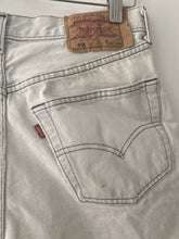 Load image into Gallery viewer, Vintage Levi's 501's cut offs