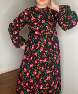 Martha cotton maxi dress