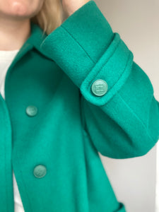 Evie Daks wool coat