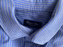 Load image into Gallery viewer, Christian Dior striped long sleeve shirt