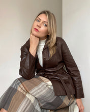 Load image into Gallery viewer, Kiera leather jacket
