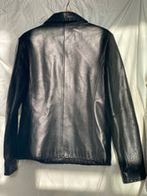 Load image into Gallery viewer, Leather blazer
