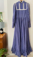 Load image into Gallery viewer, Laura - A Laura Ashley Made in Wales Maxi