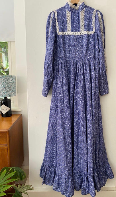 Laura - A Laura Ashley Made in Wales Maxi