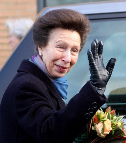 HRH The Princess Royal visiting Dents' new head offices