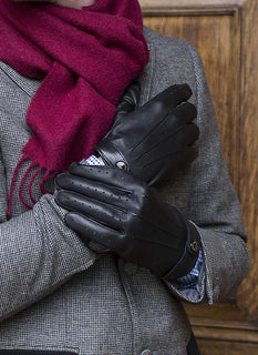 James Bond Spectre Leather Driving Gloves