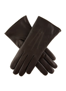 Women's Fur Lined Leather Gloves