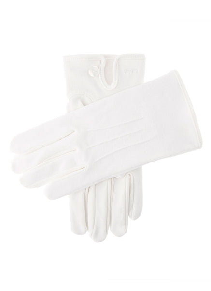 Men's Plain Cotton Gloves