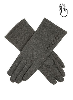 Women's Longer Length Touchscreen Thermal Gloves
