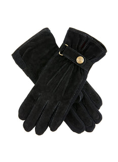 Women's Suede Walking Gloves