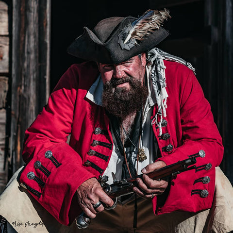Blackbeard's Frock Coat