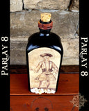Blackbeard Private Label Rum Bottle