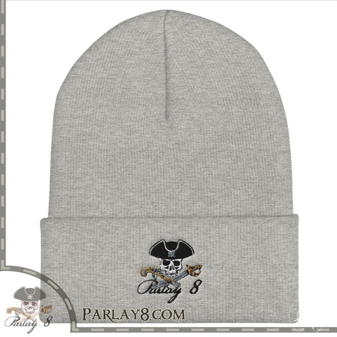 Parlay 8's Jolly Roger Modern Mommouth Cap