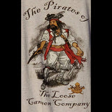 The Pirates Of the Loose Cannon Company Mr. Willis Logo Pirate Youth T Shirt