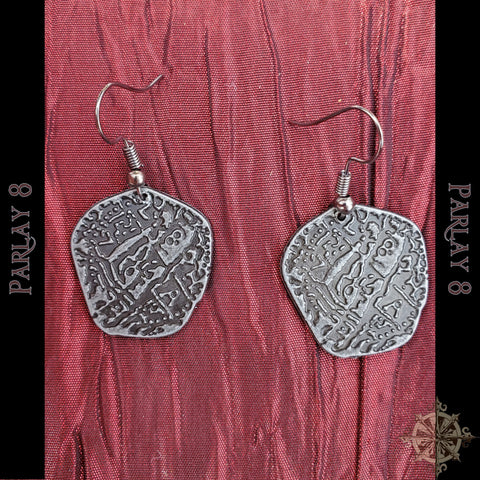 Piece of Eight Earrings