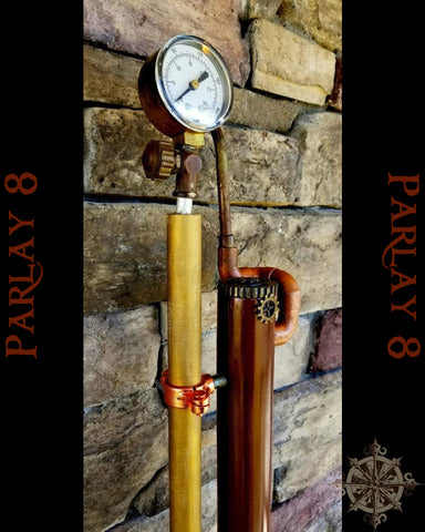 Steam Punk Style Walking Stick