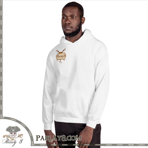Parlay 8's Tavern Pub Sign Hooded Sweatshirt