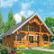 2019 popular  wooden house  for living