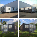 Advanced technology  40 ft easy install mobile expandable container house