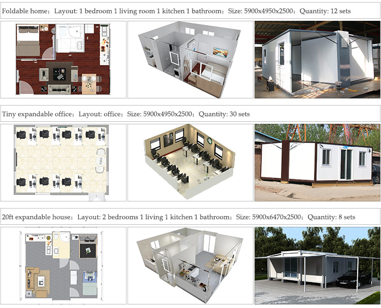 Australia Style Container House