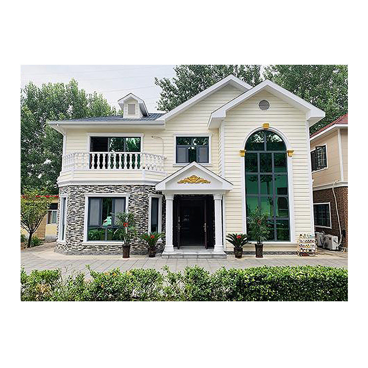 China pop hot sale easy build prefabricated osb board homes houses