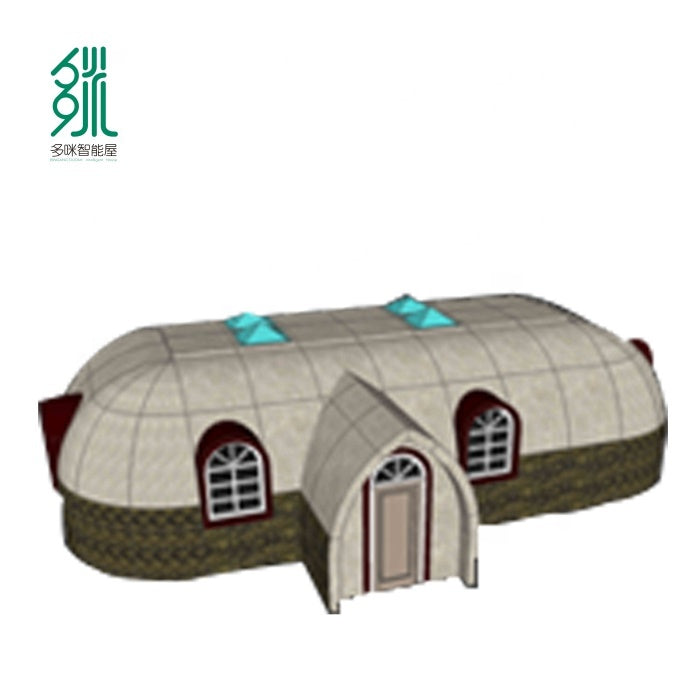 Dome mobile furnitures house