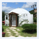 Dome Enclosed House