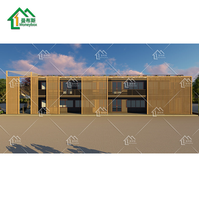 Fast assembly prefab modular prefabricated pre built eco cheap fabricated modern pod homes