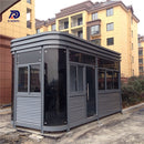 Hot Light Steel Economical Portable Container House Luxury