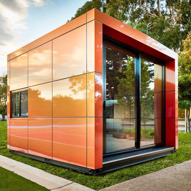 Hot Sale High Quality Customized Prefab 20ft/40ft Container House