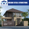 Low Cost Economical Type Prefab House In Puerto Rico