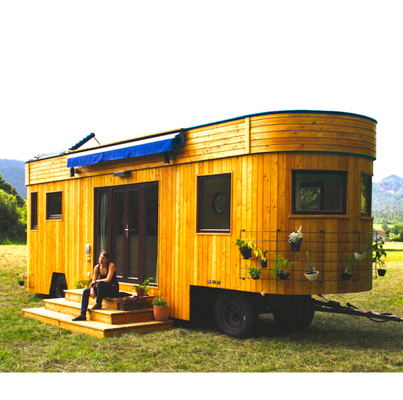 Luxury Standard travel used modern tiny mobile house home on wheel