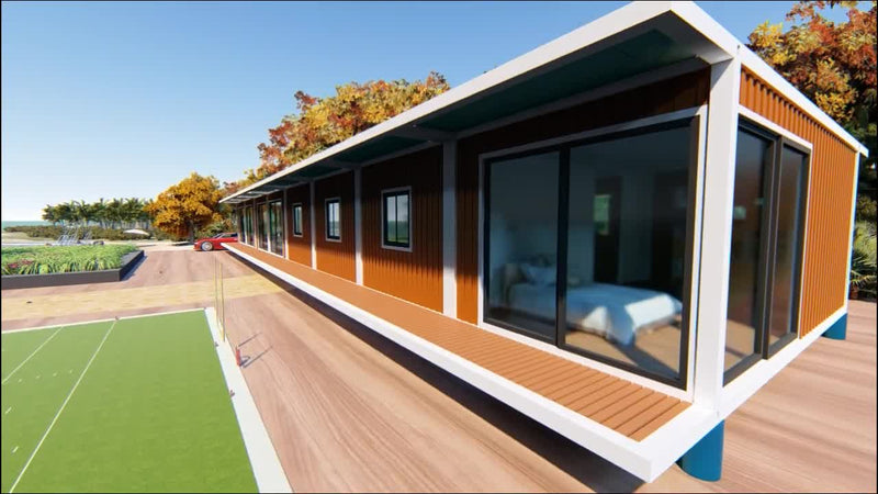 australia expandable luxury shipping container house prefab houses