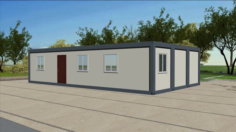 Luxury modern cheap price modular house prefab container home