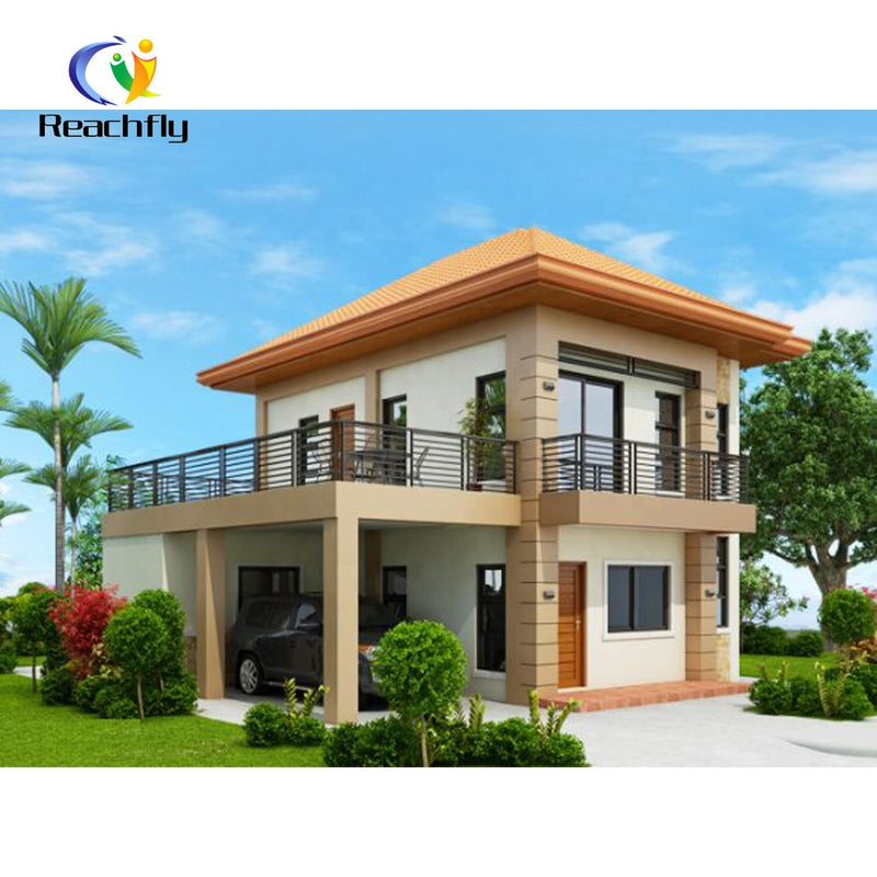 Ready Made Mobile Long Life Three Bedroom prefabricated house