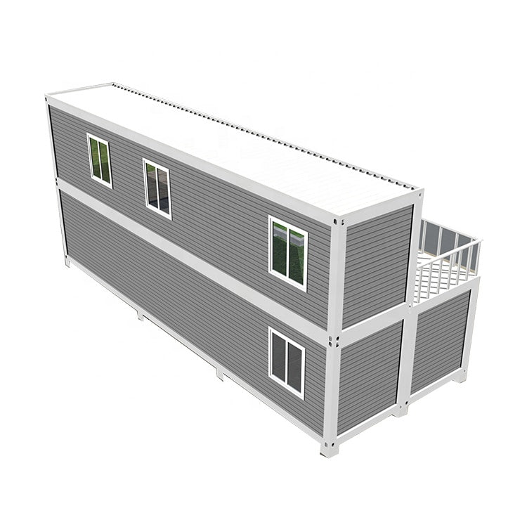 Shock resistance easy assembled convenient to change container houses unit poland