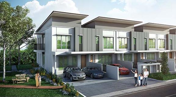 Steel Material and House Use light steel villa prefab houses for living or commerce use
