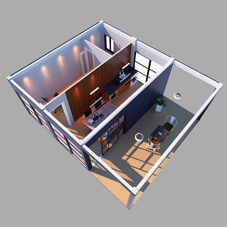 cheap modern prefab house plan prefabricated houses container