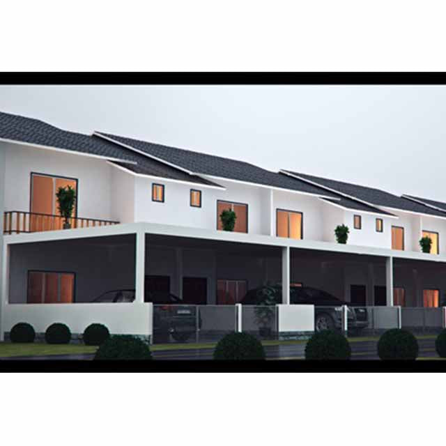 fast building low cost mexico steel prefab home house hotel