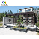 luxury modular houses prefabricated homes modern small shed house kit