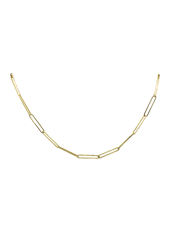 Linked Chain 18k Gold