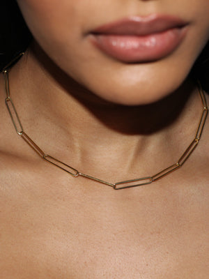 BOYFRIEND COLLECTION - LOVE in solid 14k gold