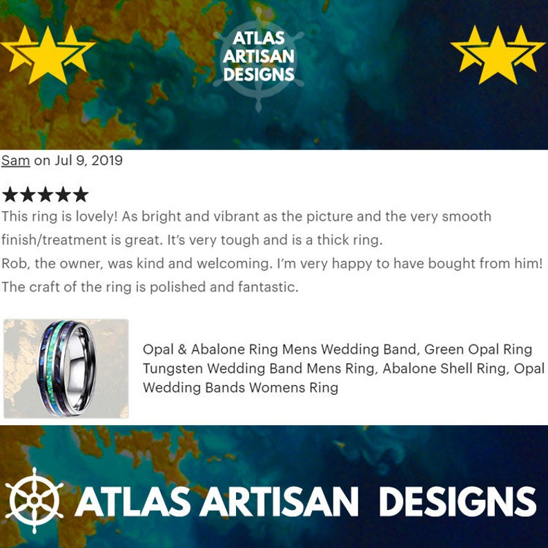 Unique Gunmetal Ring Mens Wedding Band Tungsten Ring, 4mm Silver Ring Male Wedding Band Couples Ring Set Tungsten Wedding Bands Women Ring - Atlas Artisan Designs
