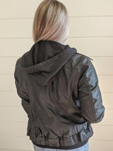 Load image into Gallery viewer, Girl Next Door hooded jacket
