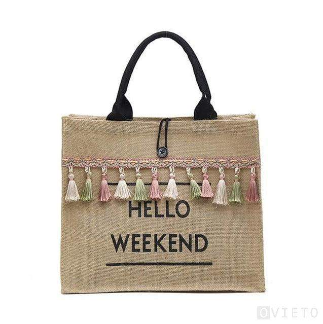Bolsa Feminina Hello Weekend